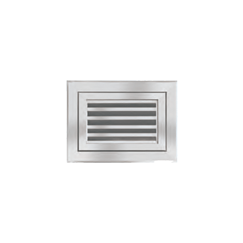 Square Aluminum air grill