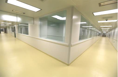 CLEAN ROOM FOR MEDICAL DEVICE INDUSTRY APPLICATION