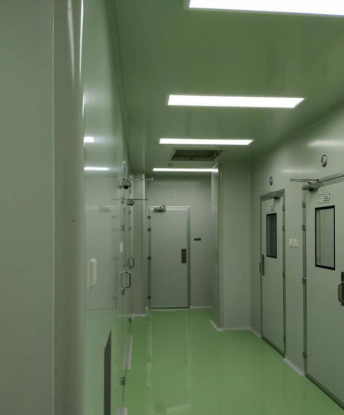 Clean Room For Pharmaceutical Industry